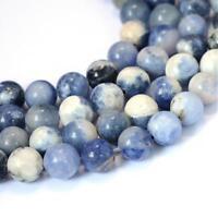 Sodalith Sodalite Perlen 8mm * A GRADE * Kugel Edelstein Natur BEST G742