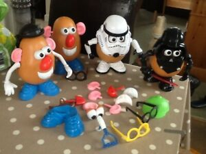 mr potato head bundle