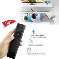WIFI Voice Remote Control Air Mouse USB Receiver Bluetooth/2.4GHz For Smart TV