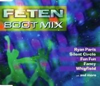 Fetenbootmix (#zyx8969) Ryan Paris, Silent Circle, Fun Fun, Michael .. [Maxi-CD]