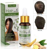 Anti Chute Cheveux, croissance, Huile essentielle, Sérum capillaire naturel