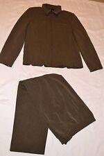 RAFAELLA Womens Blazer Jacket ( 6p) & Pants ( 8p)  Suit Set.(b18)