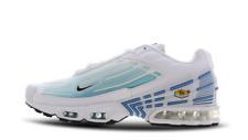 Nike Air Max Plus 3 TN White Black Laser Blue Men's Trainers All Sizes