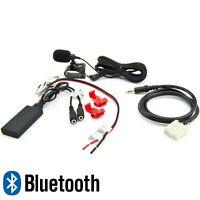 Bluetooth Adapter Freisprecheinrichtung Musik für Toyota Corolla RAV4 Yaris