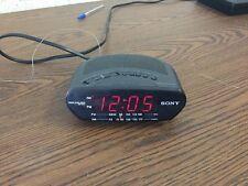 Sony dream Machine Icf C211 Am Fm Clock Radio