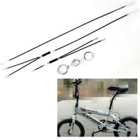 NEW FREESTYLE BIKE GYRO ROTOR FRONT & REAR BRAKE CABLE (1-1 / 8) Spinner Tools