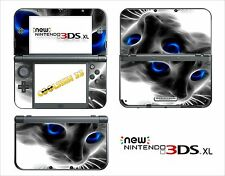 SKIN STICKER - NINTENDO NEW 3DS XL - REF 159 CAT