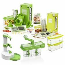 Genius Nicer Dicer Magic Cube 38 Ccl Cutter Fruit and Vegetables Known TV