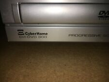 Cyberhome (CH-DVD 300) Progressive Scan Video MP3 DVD Player With Remote Control