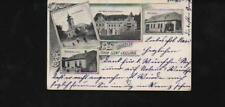 (a62177)   Ansichtskarte Torda Szent Laszlorol 1903 nach Schlß Saybusch