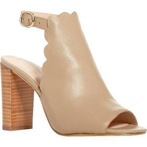 Kate Spade Womens Olivia Leather Open Toe Dressy Heel Sandals  Shoes BHFO 8572