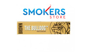 Brown The Bulldog Amsterdam King Size Slim Rolling Papers - Free Delivery