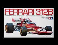 Tamiya 12007 Red Ferrari 312b 1/12 Big Scale Car Plastic Model From Japan B1122