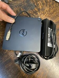 DELL TB16 THUNDERBOLT K16A USB-C Docking Station & 130w Power Supply See Photo