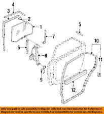 Infiniti NISSAN OEM Q45 Glass-Rear Door-Window Lift Regulator Left 8272160U17