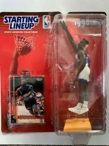 Shawn Kemp Starting Lineup Cleveland Cavs Cavaliers VINTAGE 90s 1998 Figure NBA