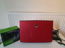 Alienware M17X R4 Laptop GTX 675M + 32GB Ram + Nvida Vision 2 Glasses + SSD!