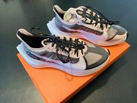 NIKE Zoom Gravity Platinum Tint Running Shoes Women Size 7, Pink/Gray New In Box