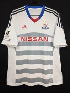 2013 Yokohama F. Marinos Away Jersey Soccer Shirt (Japan Size 4XO) *FORMOTION*