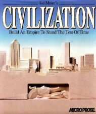 THE ORIGINAL SID MEIER CIVILIZATION 1 +1Clk Windows 10 8 7 Vista XP Install