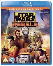 Star Wars Rebels Season Series 4 blu ray RB New & Sealed