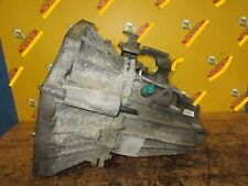CLIO 1.5 DCI 2006-2010 6 SPEED GEARBOX TL4 A 002