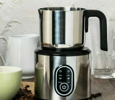 Home Treats Milk Frother 2 Piece Heater for Milk, Coffee, Hot Chocolate