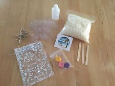 DIY SOY TEA LIGHT CANDLE MAKING KIT - only $10!