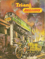 TRI-ANG RAILWAYS Ed 11 1965 OO Catalogue Collectable Triang Hornby Rovex Trains