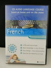 French CD Audio Language Course  (2 x CDs + booklet)
