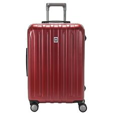 Delsey Vavin 4-wheels trolley suitcase luggage 77 cm (Rot)
