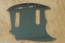 Golpeador Negro Mustang Pickguard 3 Capas Salvapuas Scratchplate