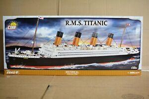COBI Historical Collection R.M.S. Titanic 1916 1:300 Scale 2840 Pieces