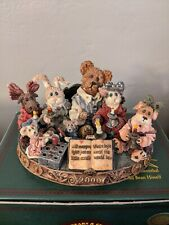 Boyds Bears & Friends Figurines - Light A Candle For A Brighter World #227805