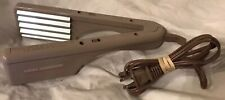 Vintage Vidal Sassoon 80's Professional Hair Crimping Iron Model VS-142