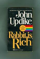John Updike RABBIT IS RICH Harry Angstrom Rabbit Run Redux Pulitzer Prize Winner