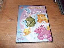 Care Bears: Dreamland 3 Easy Play Episodes (DVD, 2005) Childrens Animated NEW