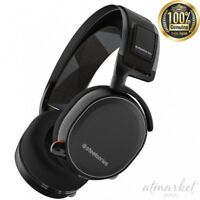SteelSeries headset 61463 Sealed gaming Arctis 7 Black genuine from JAPAN NEW