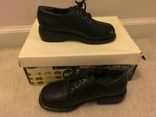 Bass Boy's Dress shoe New Black Sz 12.5 Leather