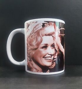 Dolly Parton Gift mug. Country and Western Music.