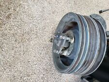 Lexion Variable Speed Feeder House Primary Drive Pulley (3557690)
