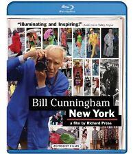 Bill Cunningham New York (2012, Blu-ray New)
