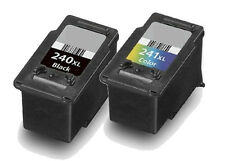 2 pk PG 240XL CL 241XL Ink Cartridge For Canon PIXMA MX512 MX522 MX532