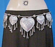Women Fashion Tassel Tie Belt Tibal Fusion Belly Dance Wear Costume Accessories