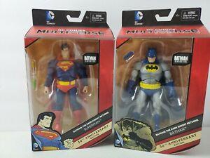 DC Comics Multiverse 30th Anniversary The Dark Knight Returns Batman & Superman