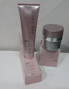 Mary Kay TimeWise Repair Volu-Firm Night Treatment with Retinol - and cleansing