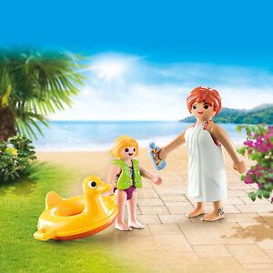 PLAYMOBIL® 70690 DuoPack Aqua Park bathers - NEW 2021 - FREE SHIPPING