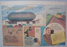 Strange As It Seems: General Pershing WW 1, China Dirigible  Hix from 2/11/1945
