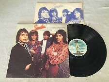 SMOKIE BRIGHT LIGHTS & BACK ALLEYS + INNER 1977 AUSTRALIAN RELEASE LP