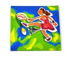 Pitch Pasquier Aimant Publicité Aimant Aimant/magnet Pour Frigo - Tennis